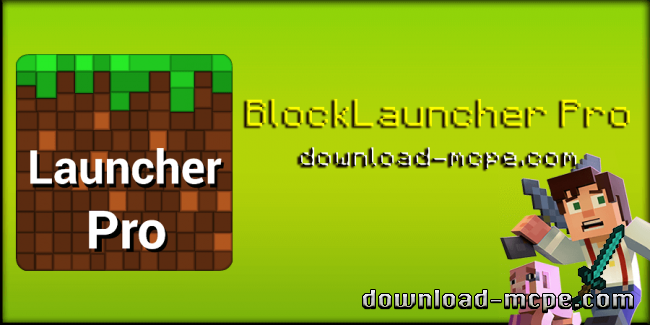 BlockLauncher Pro 1.16.2 [Android][MCPE]
