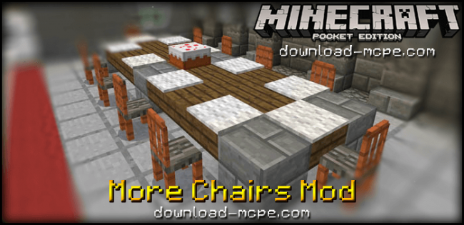 Мод More Chairs 0.16.0