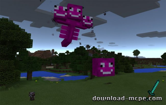 Мод Crazy Wither 1.2.3/1.2.2/1.2.1/1.2