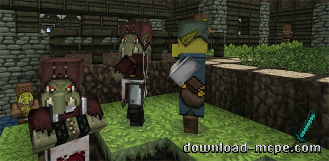 Текстуры Dokucraft Dark [32×32] 1.1+