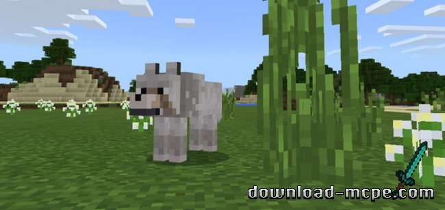 Мод More Wolves 1.1.1+