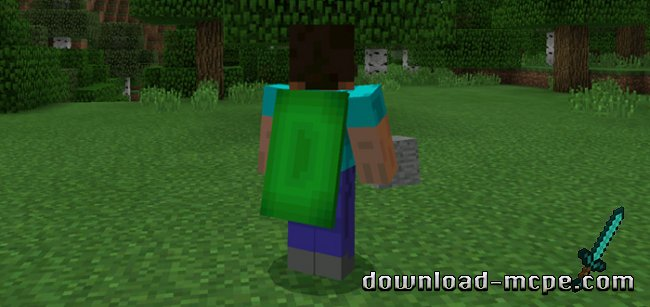 Текстуры Custom Cape Skin Pack (Только для 1.2 Бета)
