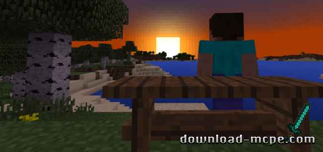 Текстуры Wooden Benches (Beds) 1.2.9+
