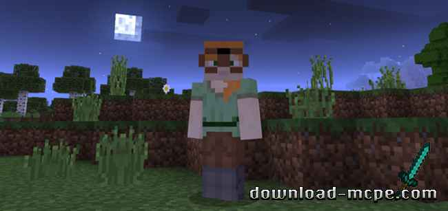 Мод Night Vision Glasses 1.7.0+
