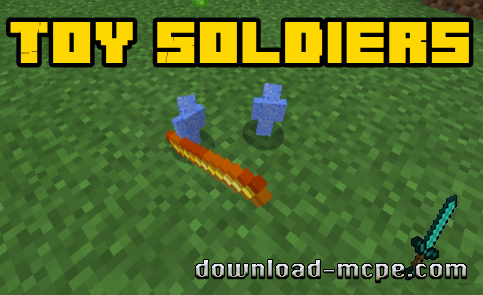 Мод Toy Soldiers 1.9