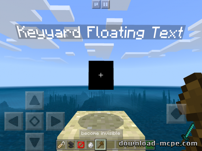 Мод Keyyards Floating Texts 1.9