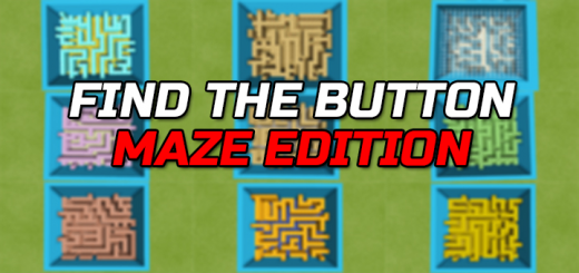 Карта Find The Button: MAZE EDITION [Мини игра]