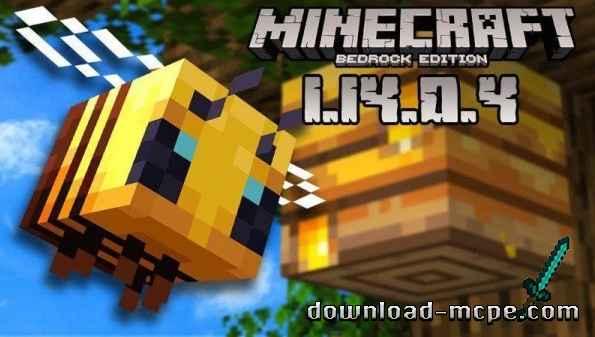 Скачать Minecraft Bedrock Edition 1.14.0.4 на Андроид
