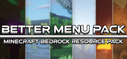 Текстуры Better Menu Pack – Season 2 v.3.3.0 [16x16] 1.16